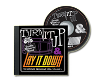 Physical CD - Turn It Up and Lay It Down Vol. 5