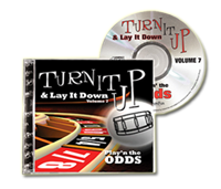 Physical CD - Turn It Up and Lay It Down Vol. 7