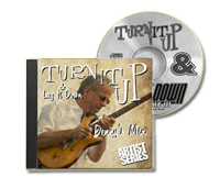 Physical CD - Turn It Up and Lay It Down Vol. 8