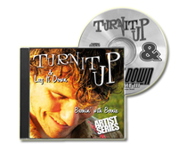 Physical CD - Turn It Up and Lay It Down Vol. 9