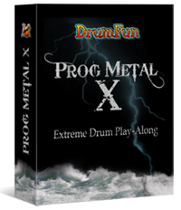 Turn It Up and Lay It Down Volume 10: Prog Metal X